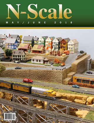 NScale Magazine cover May-June 2018